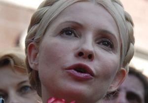 Газета.RU: Тимошенко напугали арестом