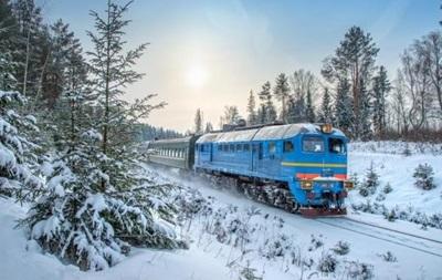 Укрзализныця предупредила о задержках поездов
