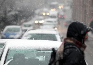 Аномальные похолодания достигли Италии