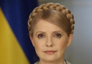 Тимошенко пришла в Верховную Раду