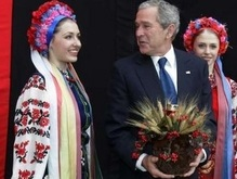 МВД: Визит Буша прошел без эксцессов