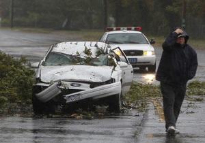 Число жертв урагана Сэнди в штате Нью-Йорк возросло втрое