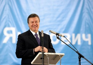 БЮТ: В случае победы Януковича Украина станет единственной страной с судимым президентом