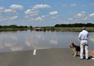 Наводнения в Европе: Север Германии может уйти под воду