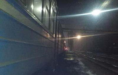Под Харьковом электричка переехала мужчину