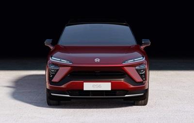 Китайська  Tesla . Nio показала кросовер ES6