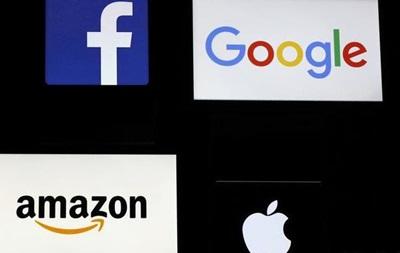Во Франции введут налоги для интернет-гигантов США