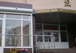 Запорожский горсовет признал памятник Сталину элементом интерьера