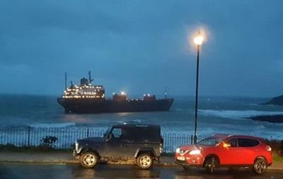 В Великобритании сняли с мели российское судно
