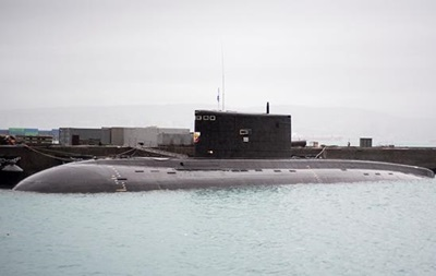 РФ проводить навчання підводних човнів біля Криму