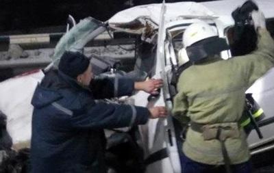 В ДТП под Днепром один человек погиб, еще один госпитализирован