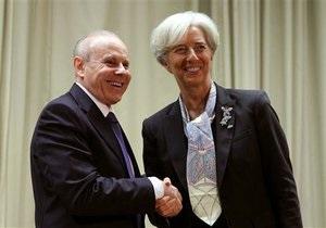 Бразилия обрадовалась тому, что глава МВФ приехала не предлагать деньги, а просить их