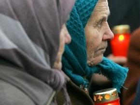 Ющенко распорядился выдать материальную помощь пострадавшим от Голодомора