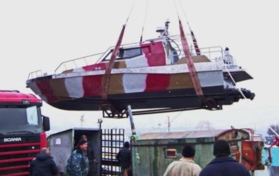 СМИ: Украина усилила охрану на Азове новым катером