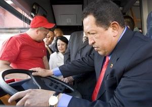 Би-би-си: Что будет, если Чавес не сможет принять присягу?