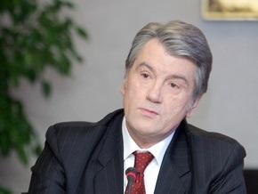 Ющенко поддерживает идею газового саммита, но не на территории России