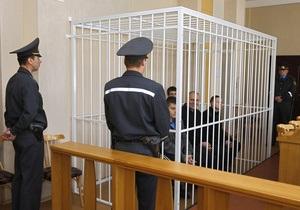 СМИ: Рекордное число противников Лукашенко предстало перед судом