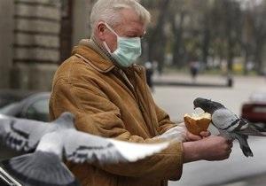 Заболеваемость гриппом и ОРВИ в Украине пошла на спад