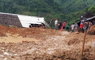 В результате оползней в Индонезии погибли 15 человек