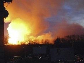 Пожар на складах боеприпасов в Ульяновске ликвидирован
