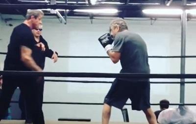 Сталлоне опублікував відео спарингу з Де Ніро