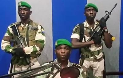 В Габоне произошла попытка военного переворота