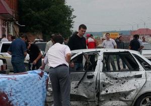 В Пятигорске прогремел взрыв: 15 пострадавших