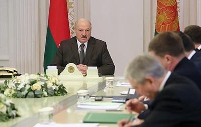 Вопрос об объединении с РФ не стоит - Лукашенко