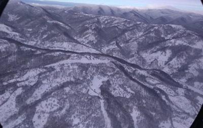 Появились подробности спасения лыжника в Карпатах