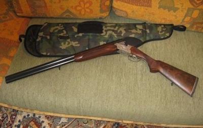 В Харьковской области мужчина случайно застрелил знакомого