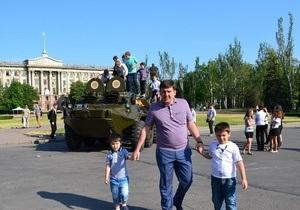 В Николаеве запретили марш оппозиции