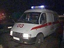В Одессе столкнулись пьяный таксист и нетрезвый снегоуборщик