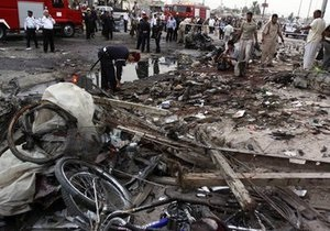 Ирак сотрясают новые теракты: около ста погибших