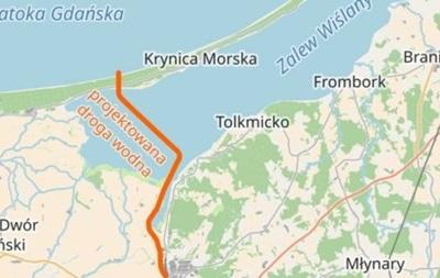 Польша построит искусственный остров в Калининградском заливе