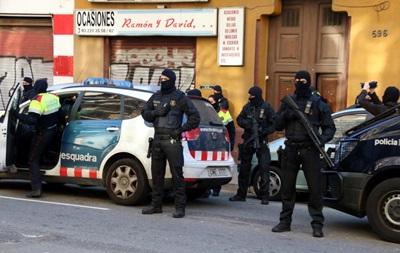 В Каталонии прошла антитеррористическая операция  задержаны 14 человек fcc9b919c51