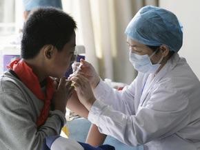 В Китае почти 90% случаев заболевания гриппом вызваны вирусом A/H1N1