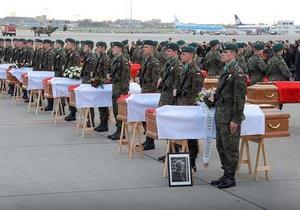 В Польше заявили о похищении личных вещей жертв авиакатастрофы под Смоленском