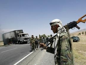 В 2009 году в Афганистане на 50% увеличилось число нападений талибов