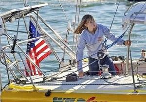 16-летняя американка отправилась в одиночное кругосветное плавание на яхте