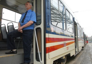 Фотогалерея: Made in Kyiv. Первые сделанные в Киеве трамваи вышли на маршрут