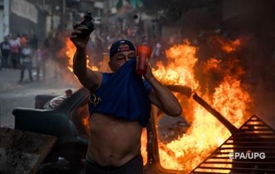 Військовий переворот. У Венесуелі придушили бунт