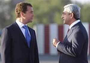 Российская военная база останется в Армении до 2044 года