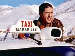 Звезда фильма Такси сбил полицейского