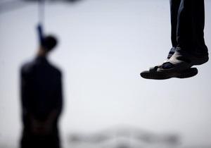 В Европе в 2009 году впервые за 30 лет не провели ни одной смертной казни