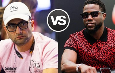 Звезда покера Антонио Эсфандиари готов сразиться в ринге ради денег