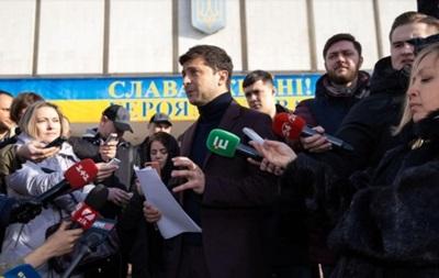 Зеленський показав декларацію: мільйон доларів і кілька квартир