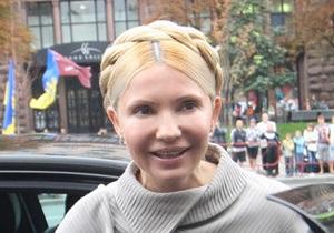 Прокуратура снова требует ареста Тимошенко