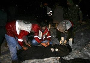 МИД: Украинцев среди жертв авиакатастрофы на северо-западе Ирана нет