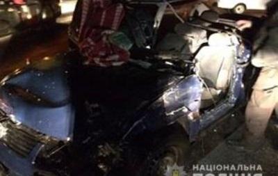 Смертельное ДТП под Киевом: двое погибших, двое раненых