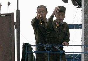 Южная Корея зажжет праздничные огни на границе с КНДР